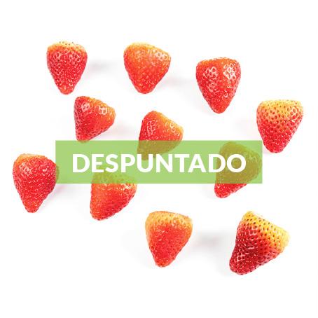 El tipo de corte despuntado, es un corte que se aplica para las frutas como fresas y manzanas, es ideal para repostería, bebidas, ensaladas  y verduras como habichuela, zanahoria, ajo, pimentón, también es perfecto para sopas, cremas y  arroces.